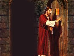 Elevation Station Jesus knocking